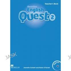 Macmillan English Quest Teacher's Book + Digibook Pack Level 2, Macmillan English Quest by Jeanette Corbett, 9780230443839.