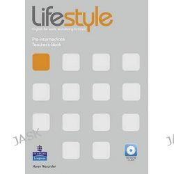 Lifestyle Pre-Intermediate Teacher's Book and Test Master CD-Rom Pack, Lifestyle by Karen Alexander, 9781408237182.