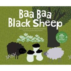 Baa Baa Black Sheep, Sing-Along Songs by Megan Borgert-Spaniol, 9781632901569.