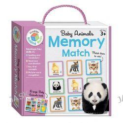 Baby Animals , Memory Match, 9781488902345.