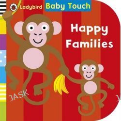 Baby Touch, Happy Families by Ladybird, 9780723281238.