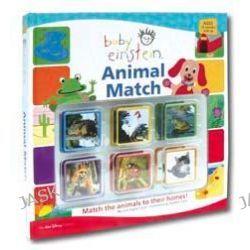 Baby Einstein : Animal Match, Animal Match by Baby Einstein, 9780786855322.