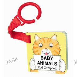 Baby Animals Shaped Buggy Book by Rod Campbell, 9781447231288.