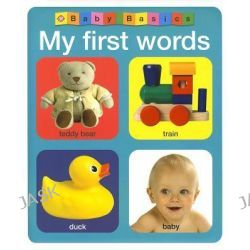 Baby Basics My First Words, Baby Basics by Roger Priddy, 9780312513184.