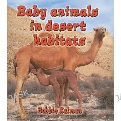 Baby Animals in Desert Habitats, Habitats of Baby Animals by Bobbie Kalman, 9780778777380.