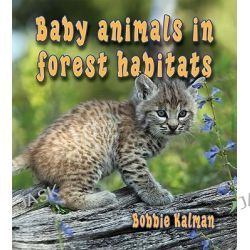 Baby Animals in Forest Habitats, Habitats of Baby Animals (Library) by Bobbie Kalman, 9780778777267.