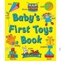 Baby's First Toys Book by Brimax, 9781743001875.
