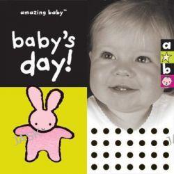 Baby's Day, Amazing Baby by Emma Dodd, 9781904513094.