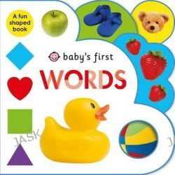Baby's First Words, Baby S First by Roger Priddy, 9780312519506.