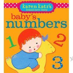 Baby's Numbers, Karen Katz's Brand-New Baby by Karen Katz, 9781442408272.