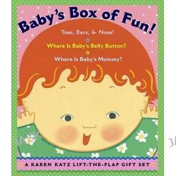Baby's Box of Fun, Toes, Ears and Nose! Where Is Baby's Belly Button? by Marion Dane Bauer, 9780689038624.