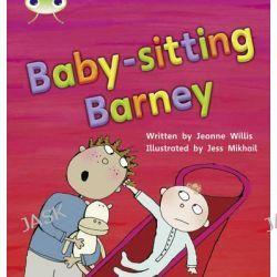 Babysitting Barney, Set 15 by Jeanne Willis, 9781408260807.