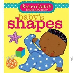 Baby's Shapes, Karen Katz's Brand-New Baby by Karen Katz, 9781416998242.