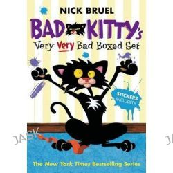 Bad Kitty's Very Very Bad Boxed Set, Bad Kitty by Nick Bruel, 9781250050540.