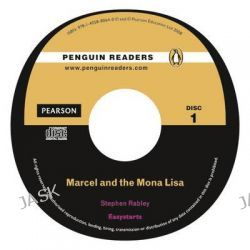 Marcel and the Mona Lisa Book/CD Pack, Easystarts by Stephen Rabley, 9781405880640.