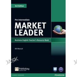 Market Leader: Test Master, Pre-Intermediate Teacher's Resource Book by Bill Mascull, 9781408279229.