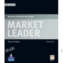 Market Leader Grammar and Usage Book, Market Leader by Peter Strutt, 9781408220085.