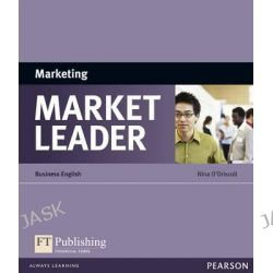 Market Leader ESP Book - Marketing, Market Leader by Nina O'Driscoll, 9781408220078.