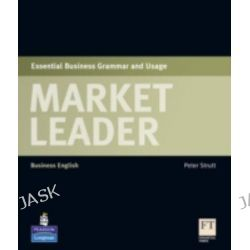 Market Leader Essential Grammar and Usage Book, Market Leader by Peter Strutt, 9781408220016.