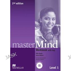 Mastermind AE Level 1 Workbook with Key & CD Pack, Mastermind by Mike Boyle, 9780230474338.