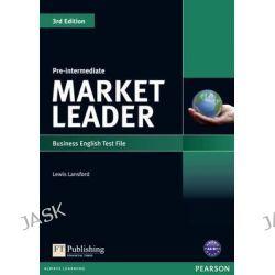 Market Leader Pre-Intermediate Test File, Market Leader by Lewis Lansford, 9781408219904.