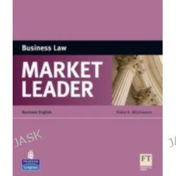 Market Leader ESP Book - Business Law, Business English by Robin Widdowson, 9781408220054.