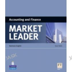 Market Leader ESP Book - Accounting and Finance, Market Leader by Sara Helm, 9781408220023.