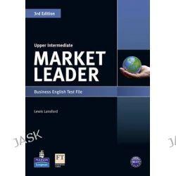 Market Leader 3rd Edition Upper Intermediate Test File, Market Leader by Lewis Lansford, 9781408219997.
