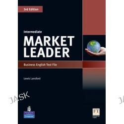 Market Leader 3rd Edition Intermediate Test File, Market Leader by Lewis Lansford, 9781408219812.