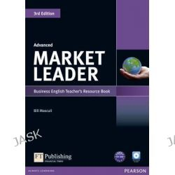 Market Leader Advanced Teacher's Resource Book Test Master, Market Leader by Bill Mascull, 9781408268025.