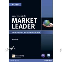 Market Leader 3rd Edition Upper Intermediate Teacher's Resource Book and Test Master CD-ROM Pack, Market Leader by Bill Mascull, 9781408268032.