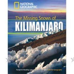 Missing Snows of Kilimanjaro, Footprint Reading Library 1300 by Rob Waring, 9781424022793.