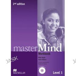 Mastermind AE Level 1 Workbook Without Key & CD Pack, Mastermind by Mike Boyle, 9780230474321.