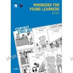 Minibooks for Young Learners - Teacher's Book, Mini Flashcards Language Games by Jane Myles, 9781907584022.