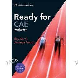 New Ready for CAE, Workbook - Key by Roy Norris, 9780230028890.