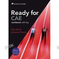 New Ready for CAE, Workbook + Key by Roy Norris, 9780230028883.
