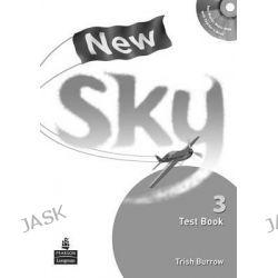 New Sky Test Book 3, Sky by Trish Burrow, 9781405874878.