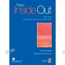 New Inside Out Intermediate, WB + Key Pack by Sue Kay, 9780230009097.
