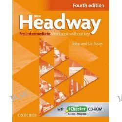 New Headway, Pre-Intermediate: Workbook + iChecker Without Key by SOARS, 9780194769631.