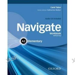 Navigate, Elementary A2: Workbook with CD (Without Key) by Jake Hughes, 9780194566391.