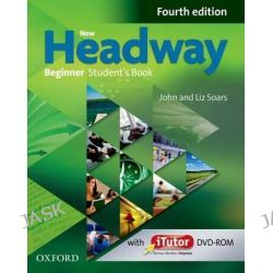 New Headway, Beginner: Student's Book and iTutor Pack by John Soars, 9780194771047.