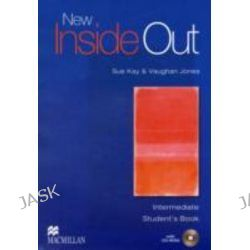 New Inside Out Intermediate, Student Book Pack by Sue Kay, 9781405099677.