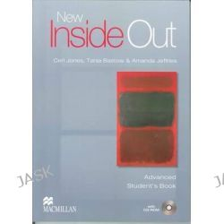 New Inside Out Advanced, Student Book with CD-ROM by Sue Kay, 9780230009271.