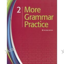 More Grammar Practice 2, Student Book by Heinle, 9781111220426.
