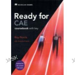 New Ready for CAE, Student's Book + Key by Roy Norris, 9780230028869.