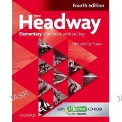 New Headway, Elementary: Workbook & iChecker without Key by OXFORD, 9780194770538.