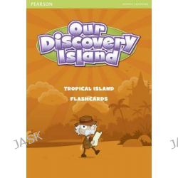 Our Discovery Island Level 1 Flashcards, Our Discovery Island, 9781408238493.