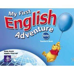 My First English Adventure, Starter Teacher's Book by Mady Musiol, 9780582793804.