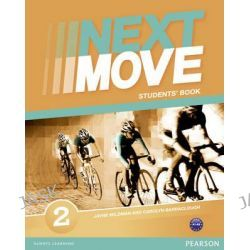 Next Move 2 Students Book, Next Move by Carolyn Barraclough, 9781408293621.