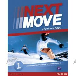 Next Move 1 Students Book, Next Move by Carolyn Barraclough, 9781408293614.